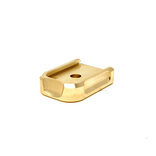 Patriot Defense | Tanfoglio Base Pads - Brass