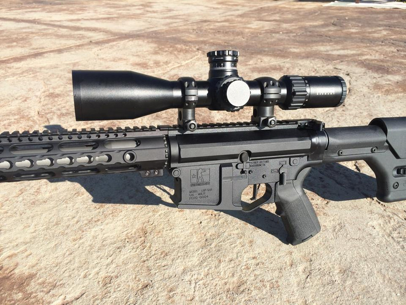 Patriot Defense AR-10 20″ Competition Ready Carbine – 243 Winchester