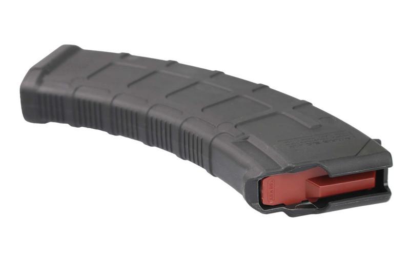 Magpul   PMAG 30 AK/AKM MOE, 30rd Capacity, 7.62x39mm (MAG572-BLK)
