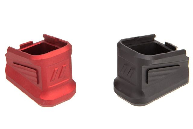 ZEV |  Extended Base Pad +5  Glock