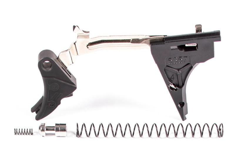 ZEV | Pro Curved Drop In Trigger Kit