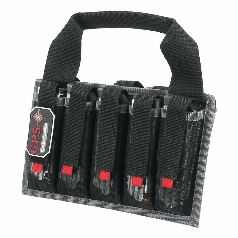 G-Outdoors   GPS Pistol 10-Mag Tote Black