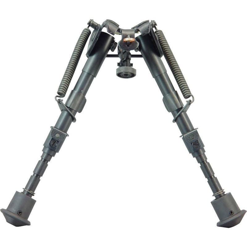 "Harris | Bipod, Fixed, 6""-9"" Leg Notch, Black"