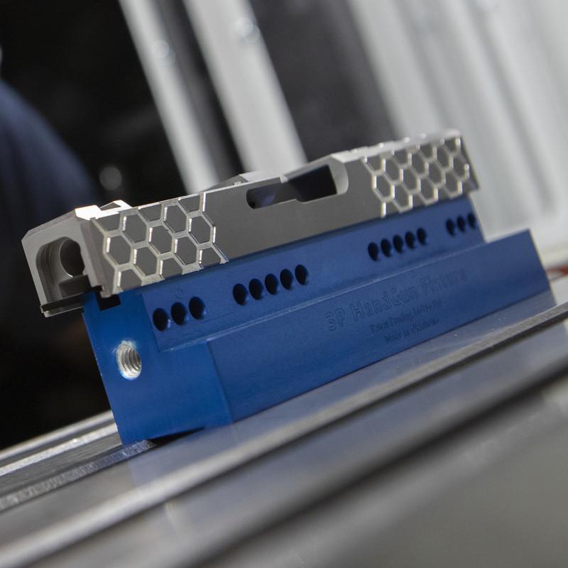 Patriot Defense | Glock Slide Optic Milling