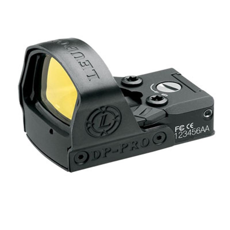 Leupold   DeltaPoint Pro Reflex Sight, 2.5 MOA Dot, Matte Black Finish (119688)