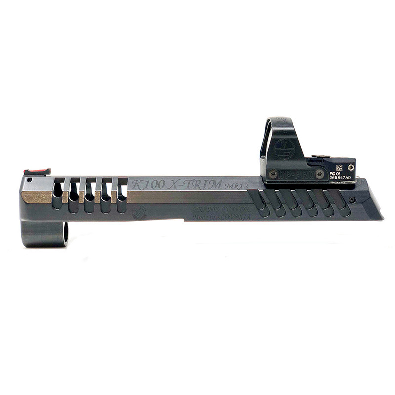 Patriot Defense   Grand Power X-CALIBUR Slide Optic Milling