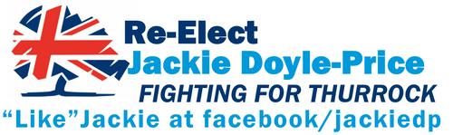 Jackie Doyle_Price Bumper Sticker