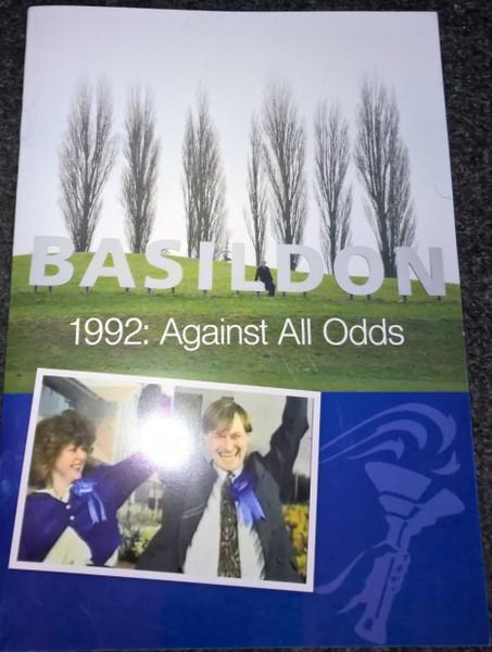 Basildon 1992 - Against All Odds