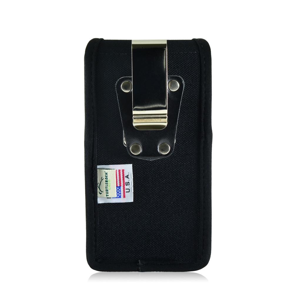 BLU Vivo Air Vertical Nylon Holster Case Metal Clip