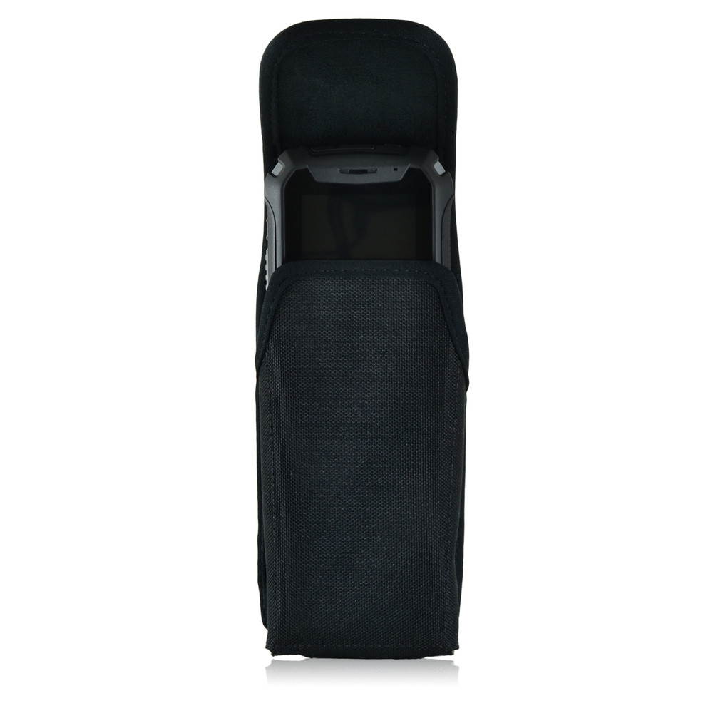 Sonim XP5 Vertical Nylon Holster Pouch, Metal Belt Clip by Turtleback
