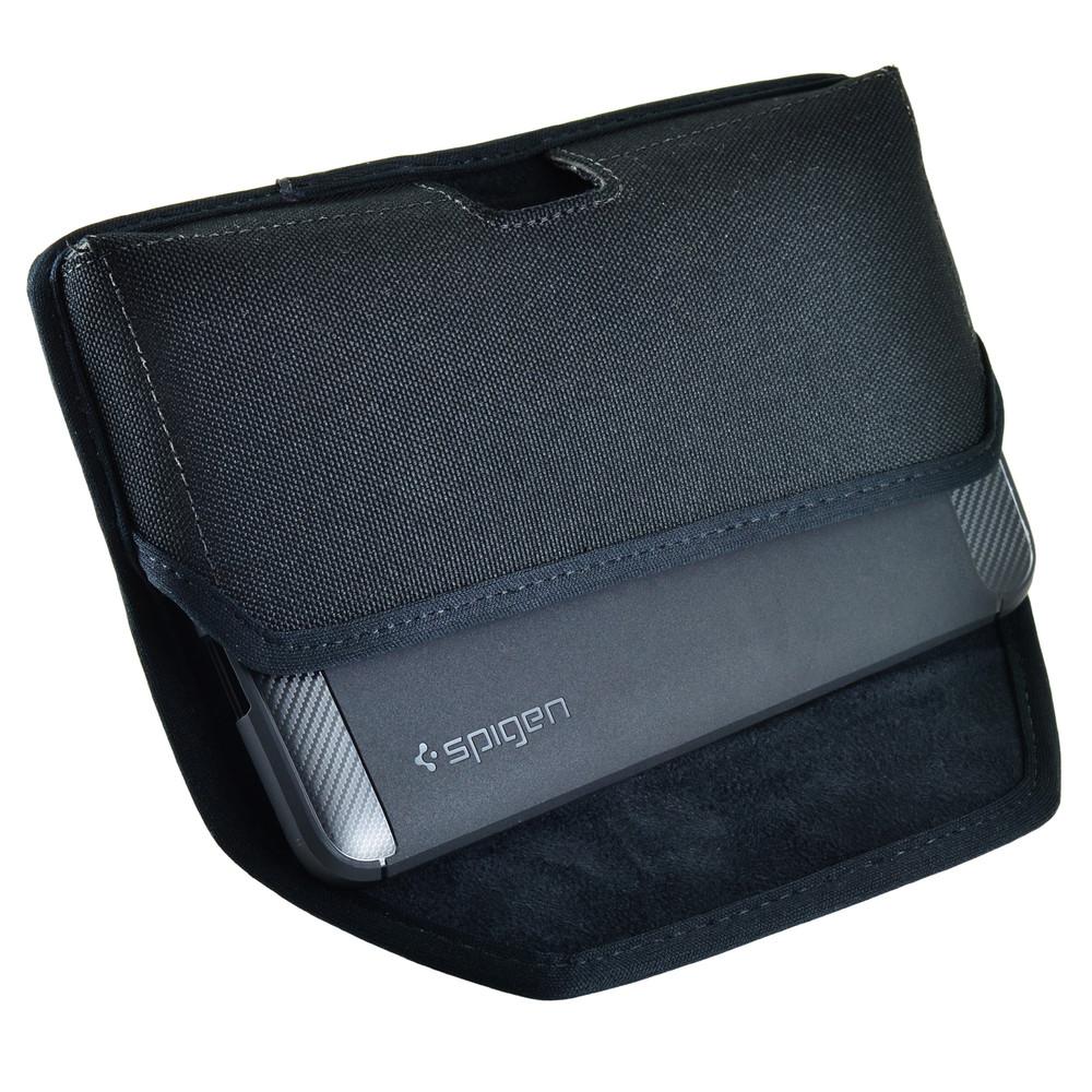 Nexus 6P Nylon Holster Case Metal Belt Clip