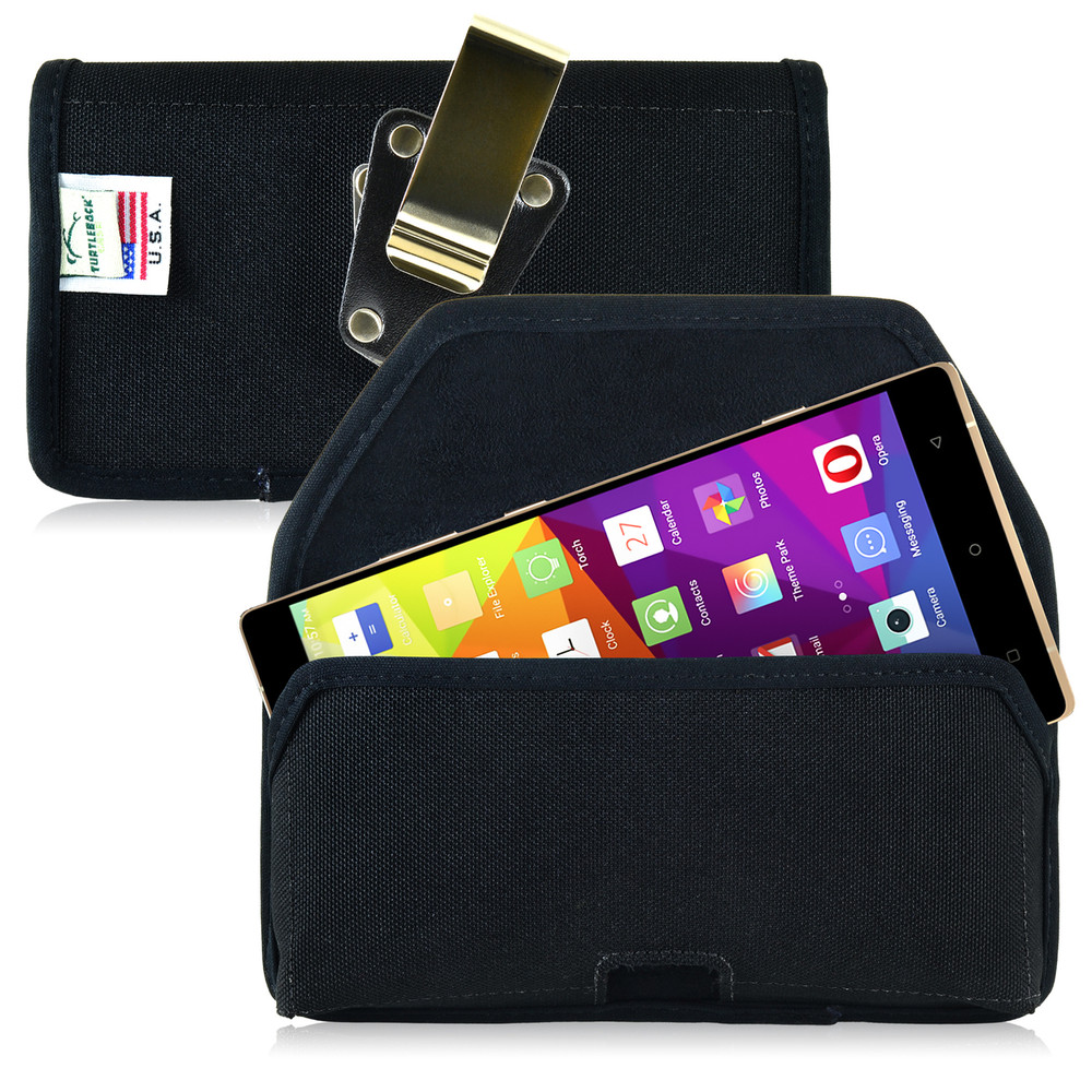 Blu Pure XL Nylon Holster Case Metal Belt Clip