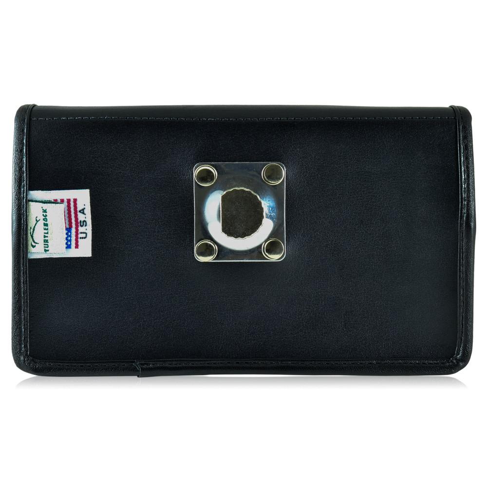 Turtleback LG G5 Leather Holster Case, Metal Belt Clip