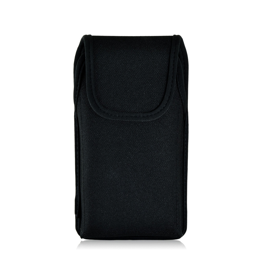 Turtleback LG G5 Vertical Nylon Holster Case, Metal Belt Clip