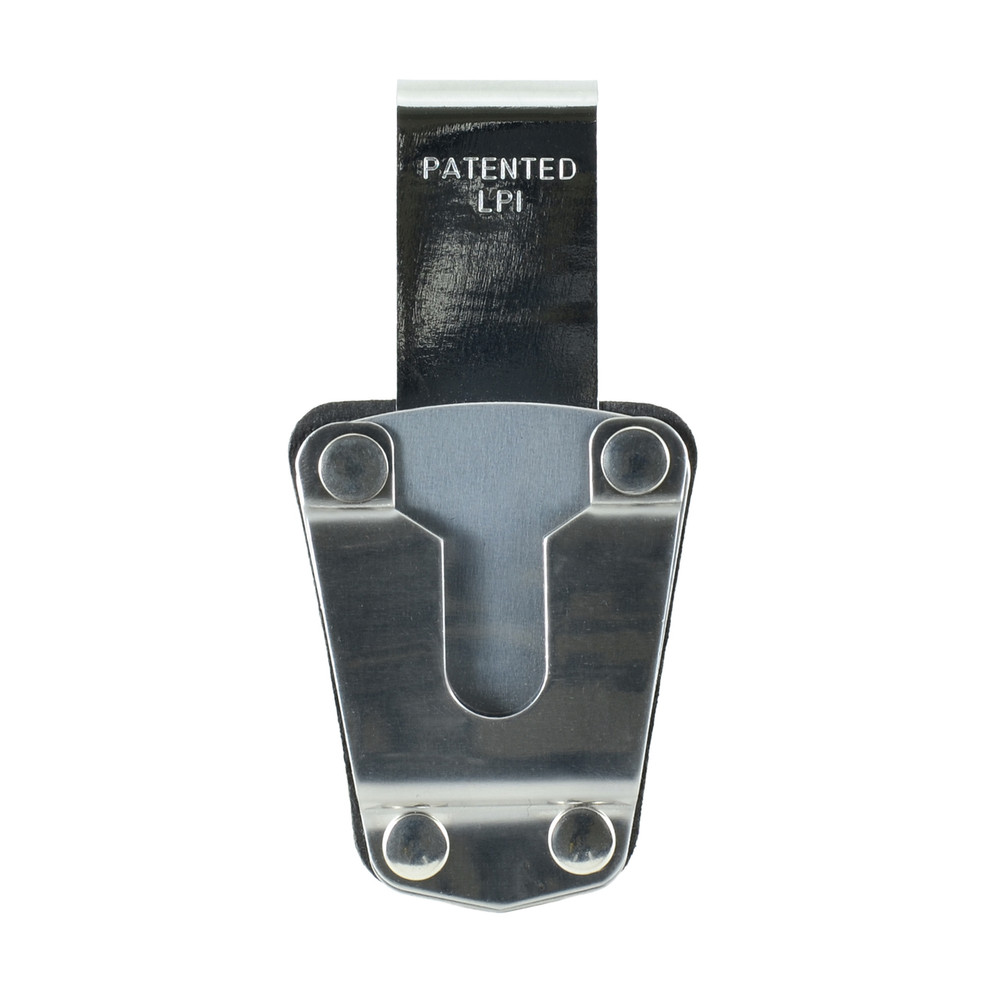 J  Metal Belt Clip Fits 2 1/4 Inches Wide Belts