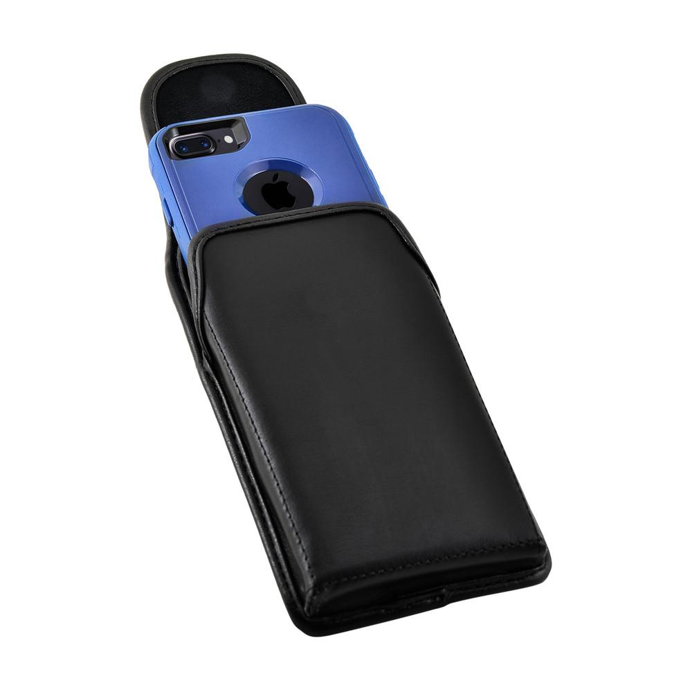 iPhone SE 2020 (2nd Gen), iPhone 7 / 8 Holster Vertical Metal Belt Clip Fits Otterbox Commuter