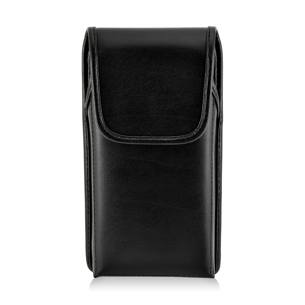 brand new 3f6f2 47056 iPhone 8 Plus and iPhone 7 Plus Holster Vertical Black Belt Clip Fits  Otterbox Commuter