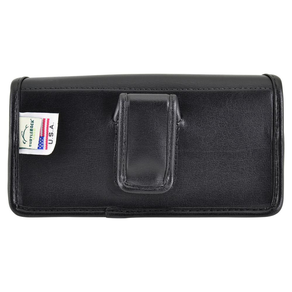 Kyocera DuraForce Holster Black Belt Clip Case Pouch Leather