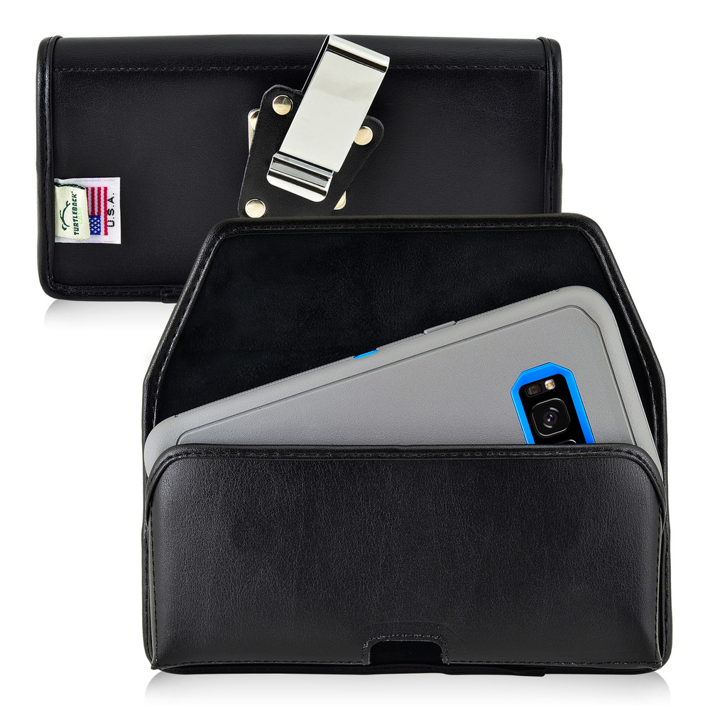 timeless design 1cc6b f595f Galaxy S8 Plus Holster Metal Belt Clip Otterbox Defender Leather