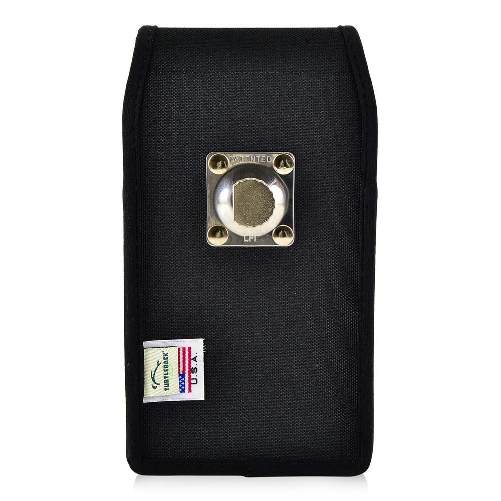 Galaxy S8 Plus Holster Metal belt Clip Otterbox Defender Nylon Vertical