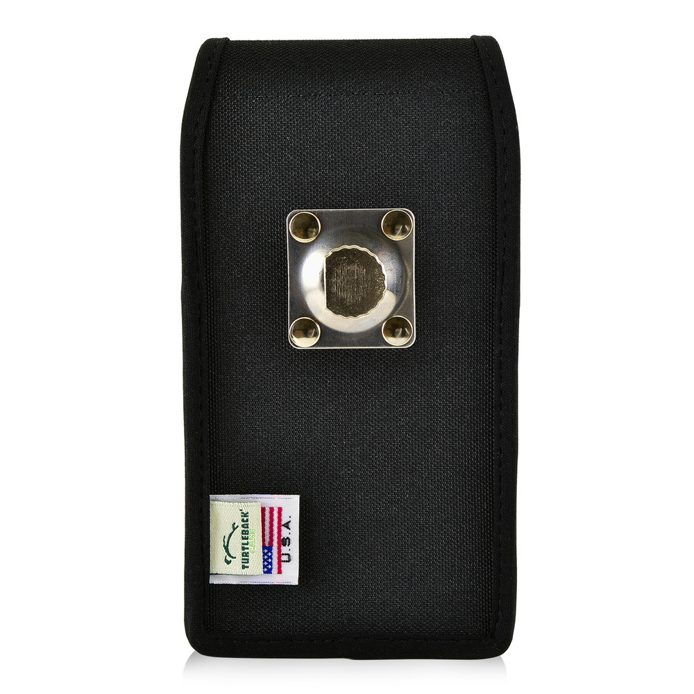 Galaxy S8 Holster Nylon Vertical Metal belt Clip Otterbox Commuter