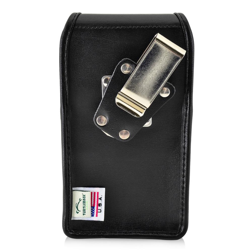 buy popular 650a4 69899 iPhone X Belt Case fits OTTERBOX DEFENDER Case Black Holster Rotating Belt  Clip, Vertical