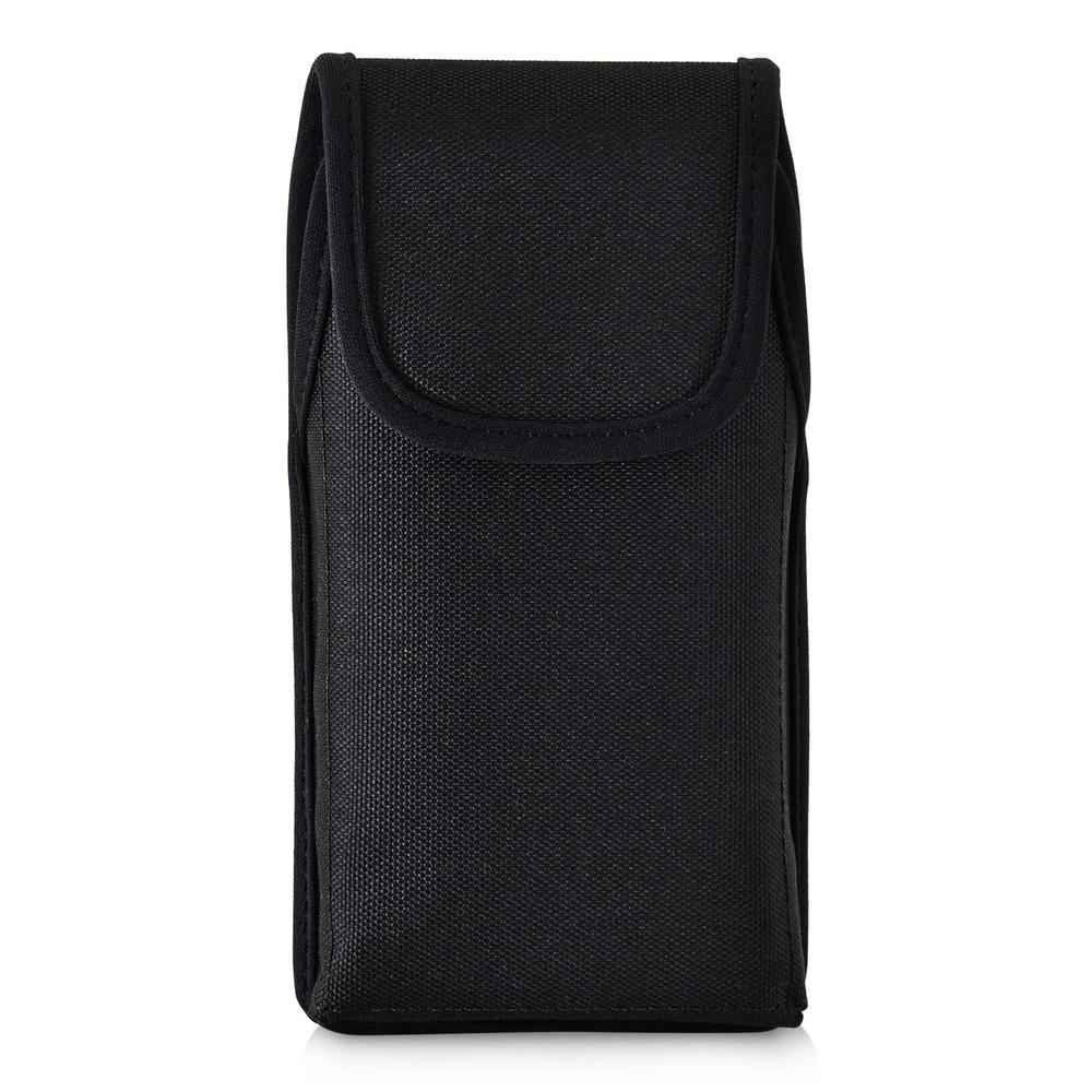 huge discount 8e577 b2c06 Galaxy S9 Vertical Belt Clip Case for Otterbox COMMUTER Case Rotating Belt  Clip Black Nylon