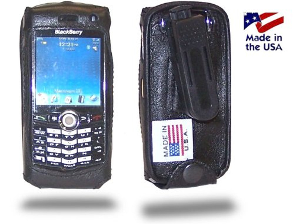 Blackberry 8100/8120/8130 Pearl  Executive Cell Phone Case