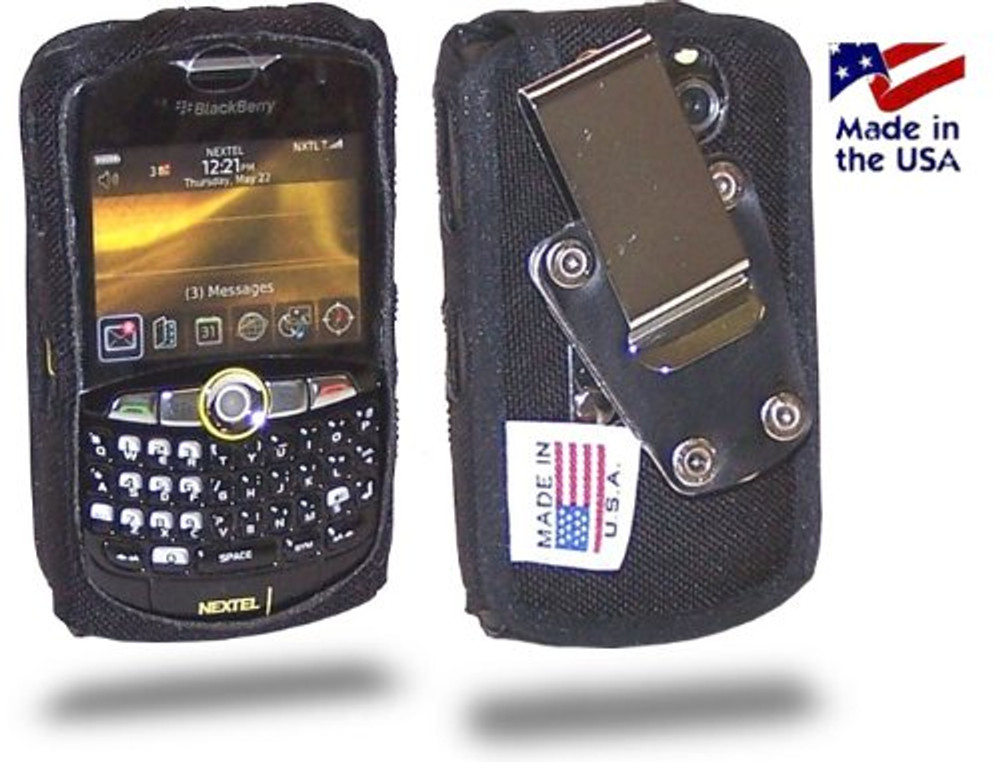 Blackberry 8300/8330/8350  Heavy Duty Cell Phone Case