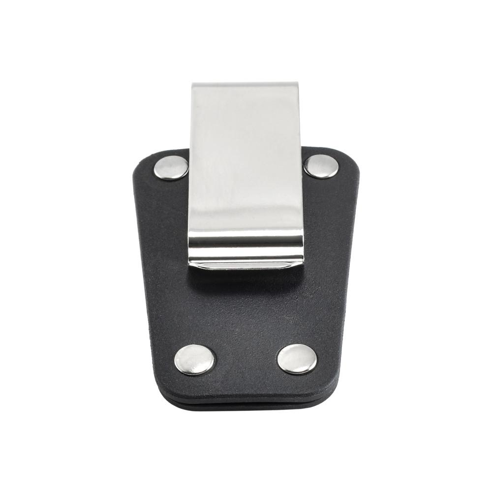 "Balastec Plastic 1.75"" Clip Totating Ratcheting Removable Belt Clip"