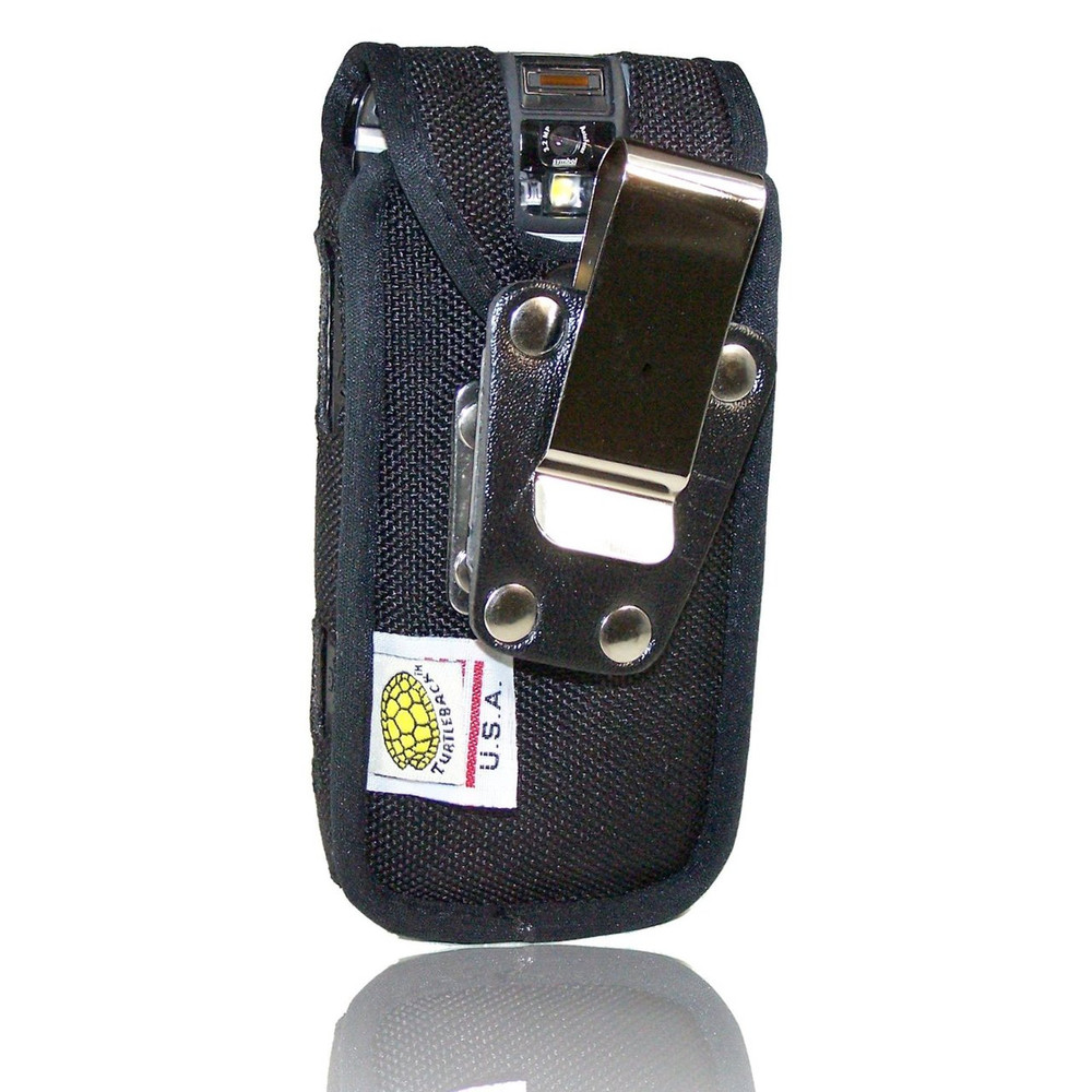 Motorola ES400 Heavy Duty Nylon Phone Case with Removable Metal Belt Clip
