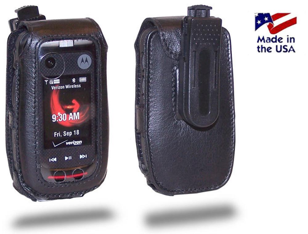 Motorola V860 Barrage  Executive Cell Phone Case