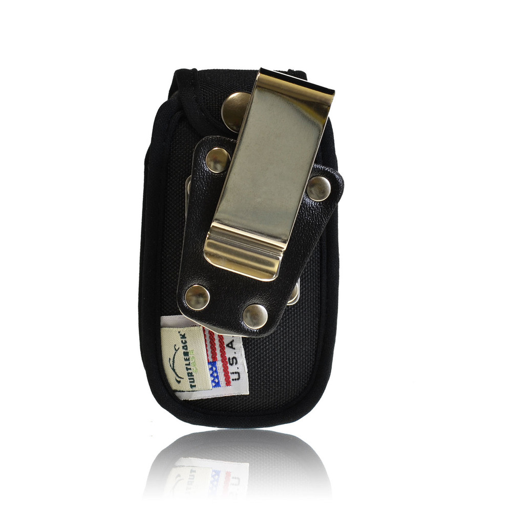 Motorola V860 Barrage Nylon Rugged Case with Metal Clip