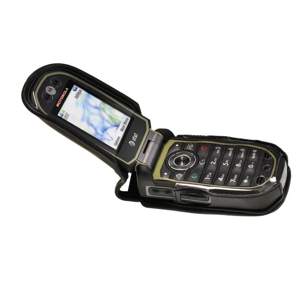 online store d24b8 921fb Motorola Tundra va76r Executive Cell Phone Case