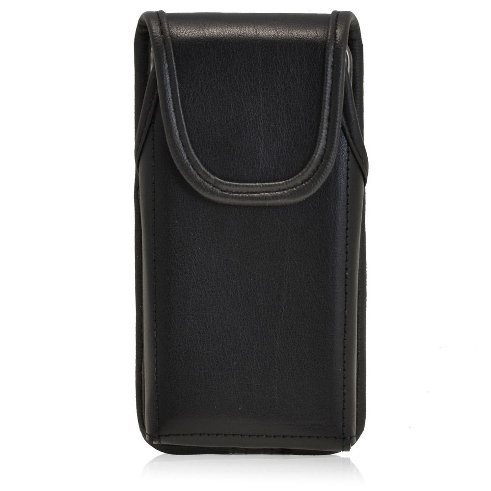 the best attitude cf1ba 11c50 iPhone 5/5S/SE Vertical Leather Rotating Clip Holster