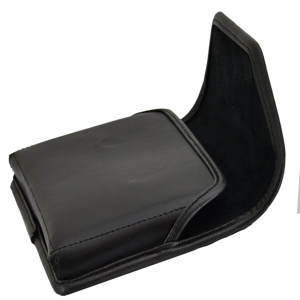 brand new d8449 77283 Blackberry Passport Horizontal Leather Holster, Black Belt Clip