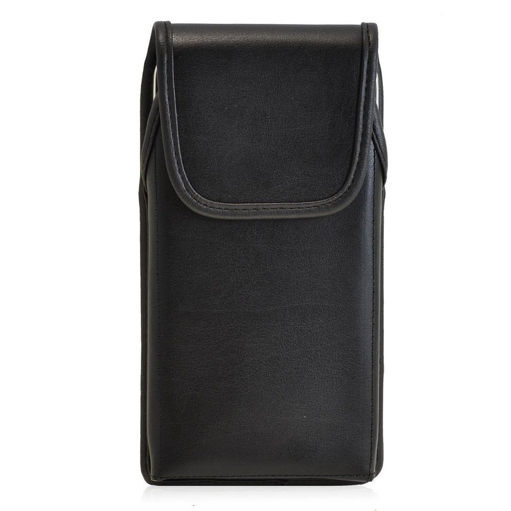size 40 f104c e4fcd Samsung Galaxy Mega 6.3 Vertical Leather Holster, Metal Belt Clip