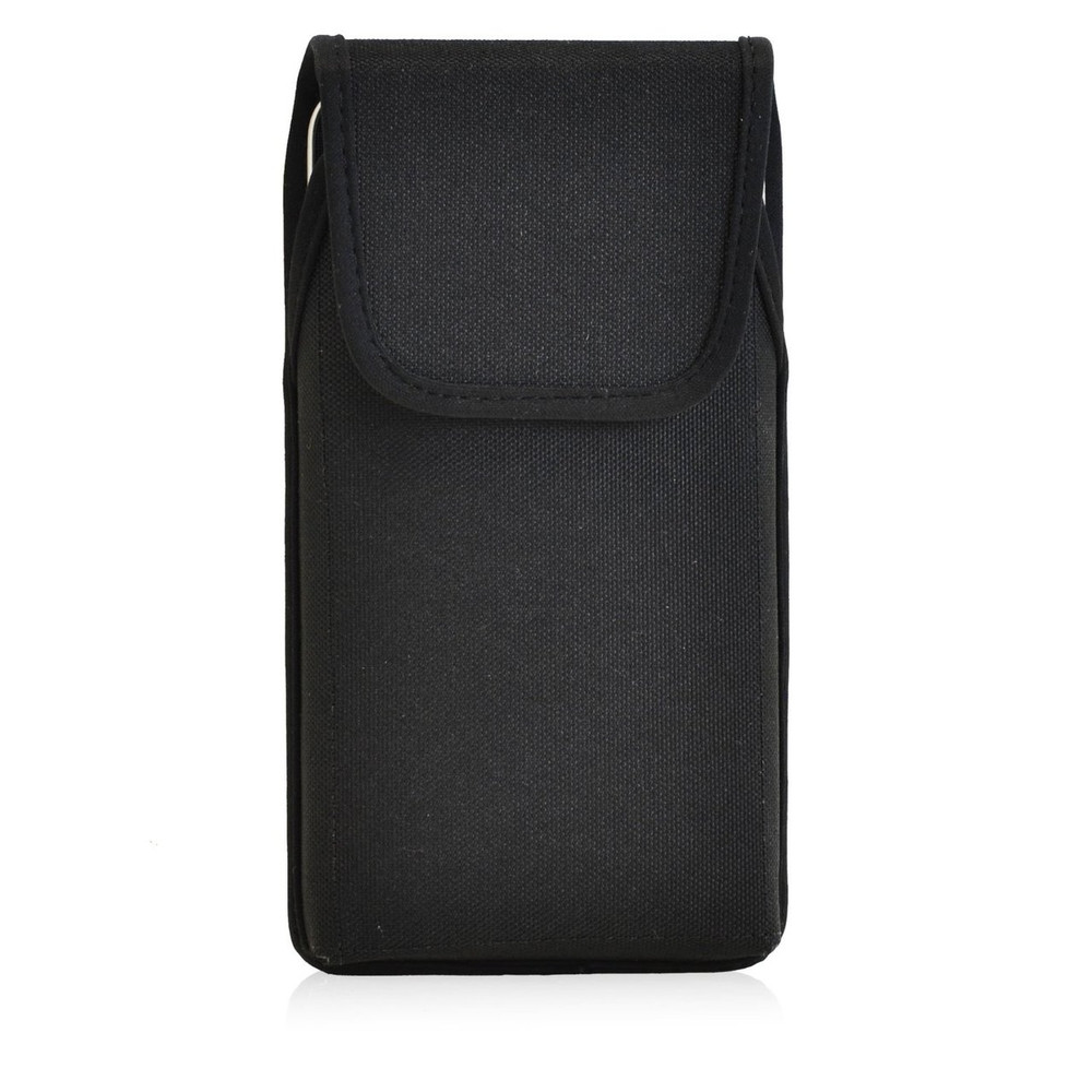 Samsung Note Edge Vertical Nylon Holster, Metal Belt Clip