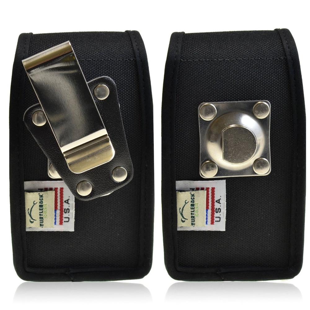 Sonim Enduro Nylon Holster Pouch, Metal Belt Clip by Turtleback