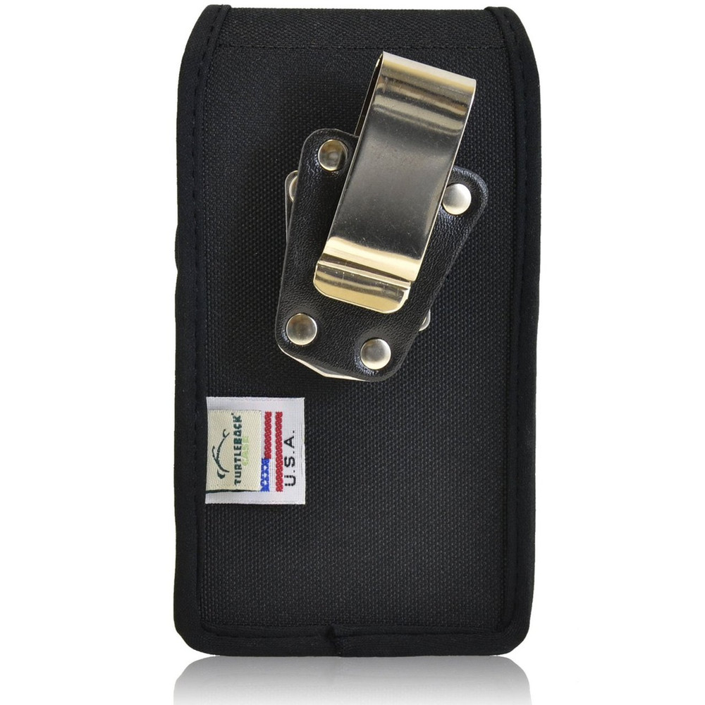 Galaxy S6 Vertical Nylon Rotating Clip Holster