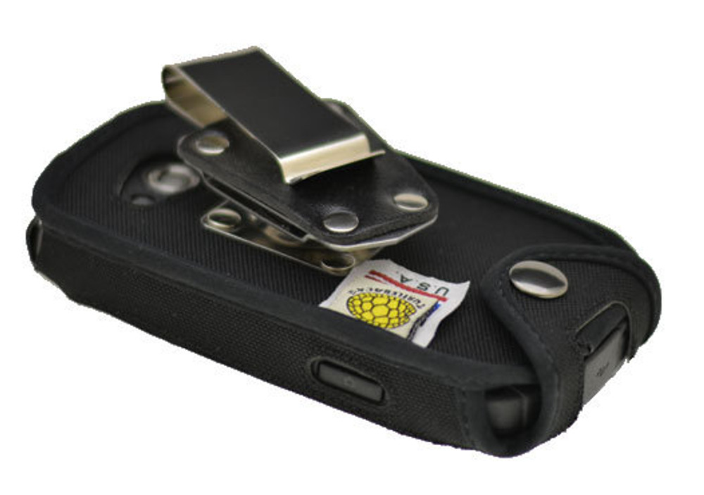 Kyocera Torque & Torque XT E6710 Nylon Fitted Phone Case Metal Belt Clip