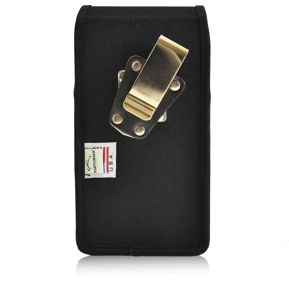 iPhone 6 Plus/6S Plus Vertical Nylon Rotating Clip Holster