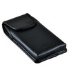 BLU Studio 5.0 II Vertical Leather Holster Case Belt Clip