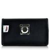 BLU Studio 6.0 HD Leather Holster Case Metal Belt Clip