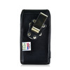 Galaxy S7 Vertical Leather Rotating Clip Holster