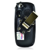 RugGear Supreme RG310 Leather Fitted Case Metal Clip