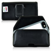 Mophie Juice Pack H2PRO iPhone 6s Holster H2PRO iPhone 6S Belt Case, Black Leather Pouch with Executive Belt Clip, Horizontal - Magnetic Flap Closure