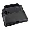 LG G6 Leather Holster Case Metal Belt Clip
