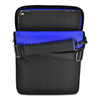 Apple 14in Macbook Laptop Padded Sleeve Bag Case with Straps, Blue