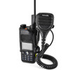 Tytera TYT MD-2017 Radio Belt Case Holder Two 2 Way Radios Walkie Talkie Black Leather, fits in Charger
